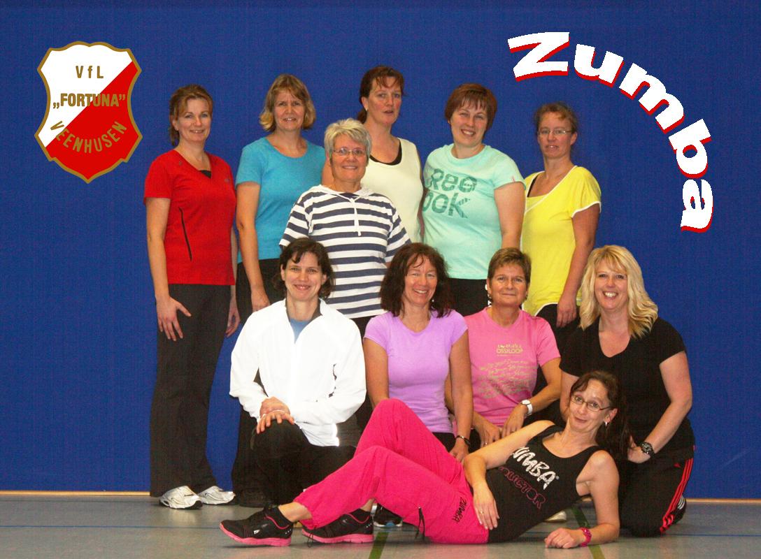 Zumba 2013